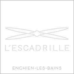Logo de Bar de l'Escadrille Fouquet's Enghien