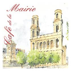 Logo de Café de la Mairie
