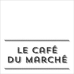 Logo de Café du Marché 75007