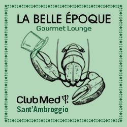 Logo de ClubMed Sant' Ambroggio Gourmet Lounge