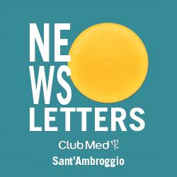 Logo de ClubMed Sant' Ambroggio XNewsletters