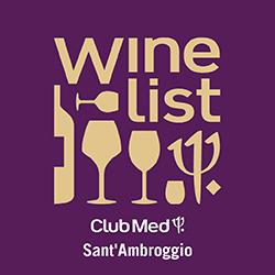 Logo de ClubMed Sant' Ambroggio Vins
