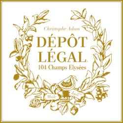 Logo de Dépôt Légal Champs-Elysées
