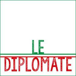 Logo de Le Diplomate 75015
