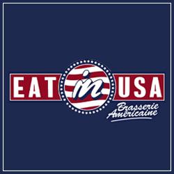 Logo de Eat in USA