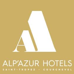 Logo de Alp'Azur Hôtels