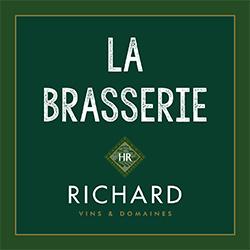 Logo de La Brasserie par Richard