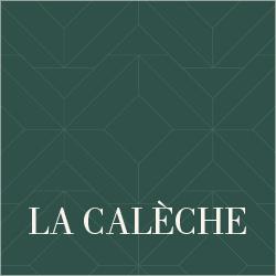 Logo de La Calèche