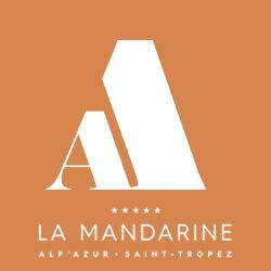 Logo de La Mandarine