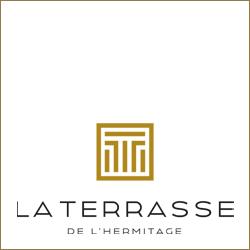 Logo de La Terrasse de l'Hermitage