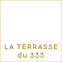 Logo de La Terrasse du 333