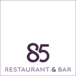 Logo de Le 85 Restaurant
