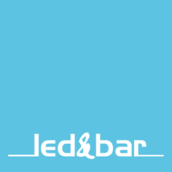 Logo de Led and Bar