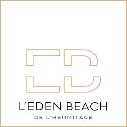 Logo de Eden Beach