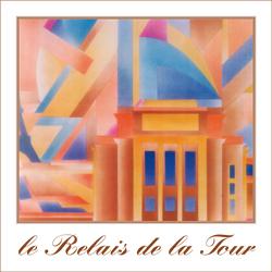 Logo de le Relais de la Tour