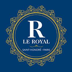 Logo de Le Royal 75001