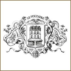 Logo de Le Voltaire