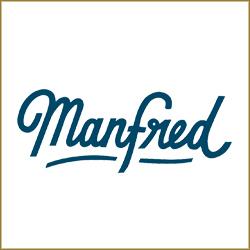 Logo de Manfred
