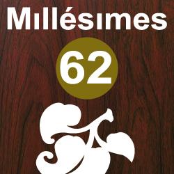 Logo de Millésimes 62