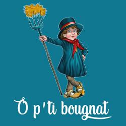 Logo de O P'ti Bougnat