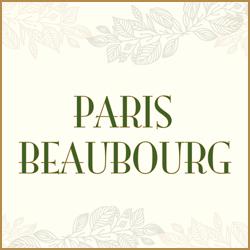 Logo de Paris Beaubourg