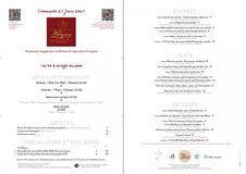 Apercu de la carte Carte Restaurant_SOIR aperitifs
