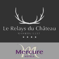 Logo de Mercure 78120 / Le Relays du Château