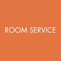 Logo de Room Service / Hôtel Christopher St Barth