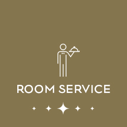 Logo de Room Service Fouquet's Paris