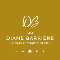 Logo de Spa Diane Barrière / Carl Gustaf Saint-Barth