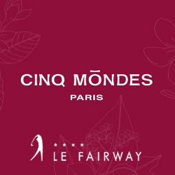 Logo de v Spa Cinq Mondes / Le Fairway Arras