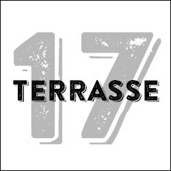 Logo de La Terrasse 17