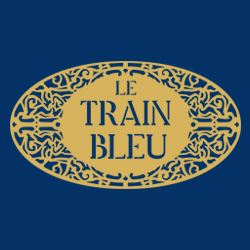 Logo de Le Train Bleu